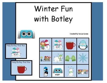 Winter Fun with Botley the Coding Robot