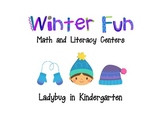 Winter Fun with Math and Literacy