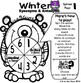 Winter Fun with Synonyms and Antonyms