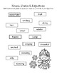 Winter Fun with Trolls Language Arts Packet