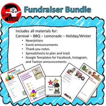 Winter Fundraiser Kit