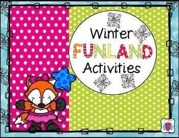 Winter Funland Activities