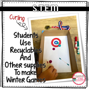 Winter Games 2018 PBL and STEM Unit