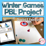 Digital Winter Sports Project Based Learning