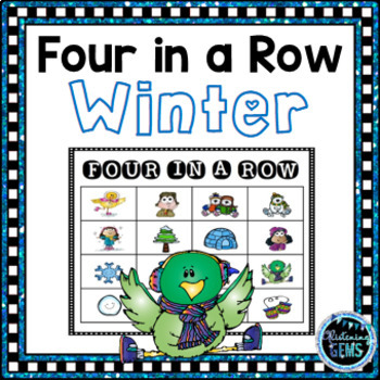 Winter Game - Connect Four