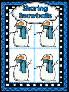 Winter Math Game Pack