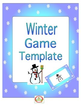 Winter Game Template