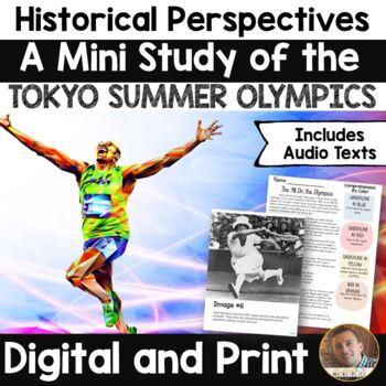 Winter Games 2018 Flip Book: An Interactive Activity for Grades 2-5