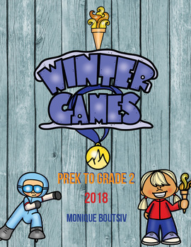 Winter Games 2018 Printable Pack