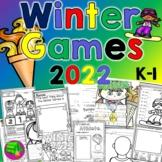 2018 Winter Games Pyeongchang