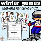 Winter Games 2018 Real and Nonsense