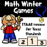 Winter Games 5th Grade Math STAAR Review
