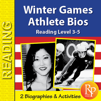 Winter Games Athlete Bios