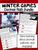 Winter Games Decimal Bundle