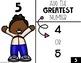Winter Games-FIRST Grade DIGITAL Math Centers
