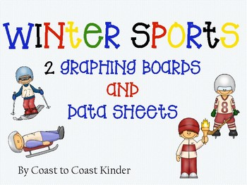 Winter Games Graphing Boards