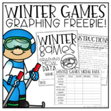 Winter Games Graphing Freebie