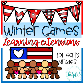 Winter Games - Learning extension activities