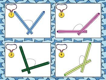 Winter Games Math Activities - 5th