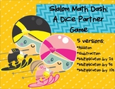 Olympics- Winter Games Math Dice Game