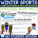 2- Digit by 2- Digit Multiplication and Long Division Revi