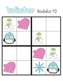 Winter Games Pack (includes 4 winter themed games!)