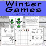 Winter Games Printable Pack