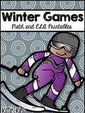 Winter Games Printables Freebie