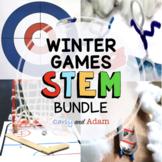 Winter Games STEM Activity BUNDLE - NGSS Aligned