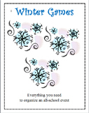 Winter Games - School Wide Event