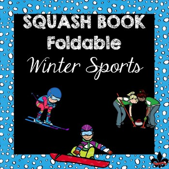 Winter Games Squash Book (Olympics)