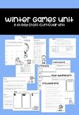 Winter Games Unit