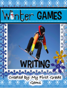 Winter Games Writing