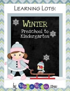 Winter Games and Activities for Preschool & Kindergarten