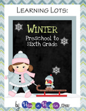 Winter Games and Activities for Preschool through Sixth Grade