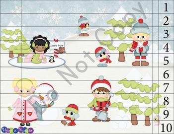 Winter Games and Activities for Preschool through Sixth Grade