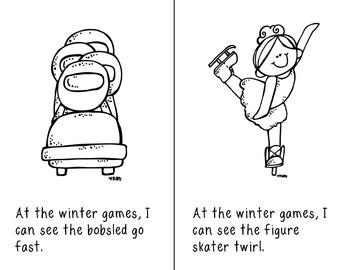 Winter Games mini-unit