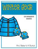 Winter Gear Emergent Reader