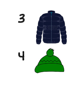 Winter Gear Visual