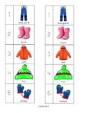 Winter Gear Visual Aid