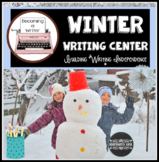 Winter Theme Independent Writing Practice