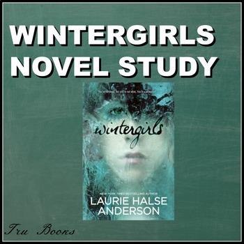 Wintergirls Novel Study