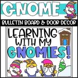 Winter Gnomes Bulletin Board or Door Decoration