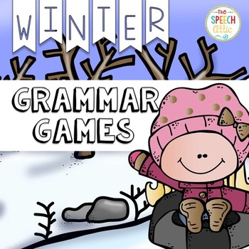 Winter Grammar Games