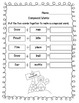 Winter Grammar Worksheets
