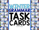Winter Grammar Task Cards
