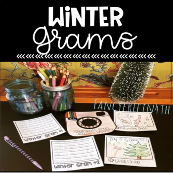 Winter Grams: An Engaging Winter/ Christmas Break Writing