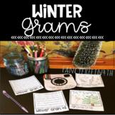 Winter Grams: An Engaging Winter/ Christmas Break Writing