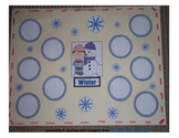 Winter Graphic Organizer Anchor Chart (small)