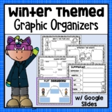 Winter Graphic Organizers for Reading Comprehension